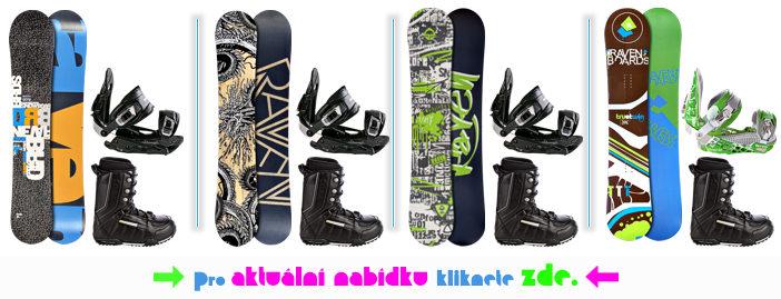 d1fa29924 Snowboard komplety